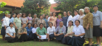 Sisters meet to plan restructure of ministries